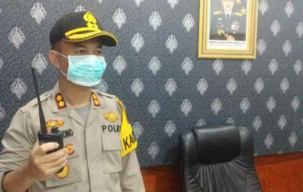 Penerimaan Terpadu Calon Anggota Polri Tahun Angkatan 2020, Kapolres Tana Toraja : No Calo, No KKN