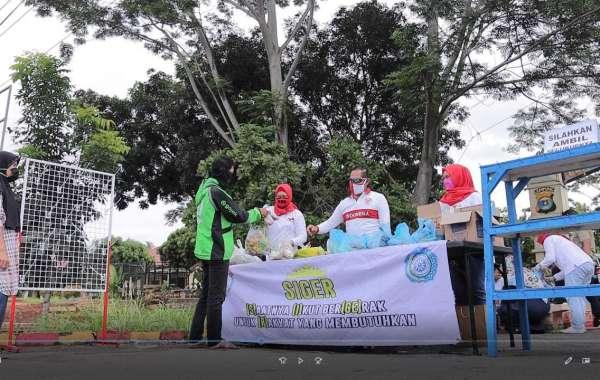 Polda Lampung Peduli Covid-19