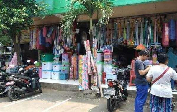 Penetralisiran Pasar di Jakarta