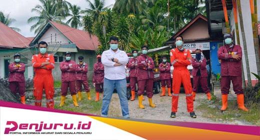 Palang Merah Indonesia (PMI) cabang Agam aktif antisipasi putus Mata Rantai penyebaran Covid-19 - PENJURU.ID