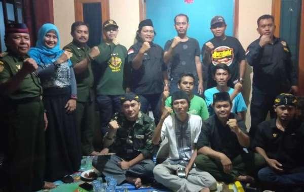 DPD Pejuang Siliwangi Indonesia Provinsi Banten Kunjungi Sekretariat DPC PSI Kota Serang.