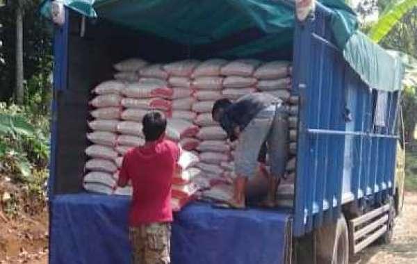 Di Kecamatan Picung, Sembako BPNT Juli 2020 Mulai Disalurkan Suplayer Kepada Agen dan KPM