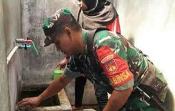 Bantu Masyarakat Babinsa Koramil 06/Kemangkon Lakukan PSN Di Tengah Wabah Covid-19