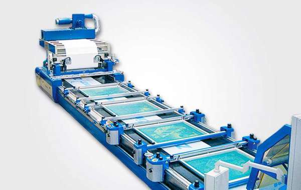 Different Types Of T Shirt Printing Machines