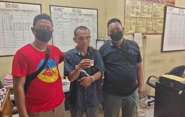 Doddy Pemilik Shabu 1,12 Gram, Diringkus Satres Narkoba Polres Tanjung Balai