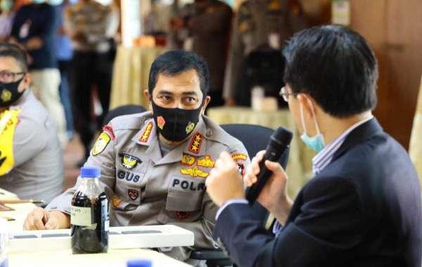 Kabaharkam Polri Lakukan Supervisi Di PT.Chevron Pasifik Indonesia