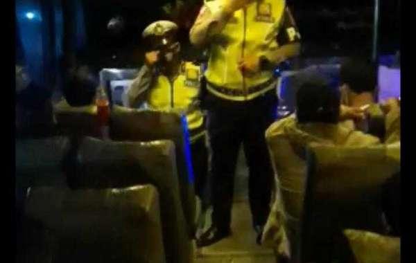 Gelar Operasi Yustisi,Polda Banten Ajak Masyarakat Jalankan Protokol Kesehatan