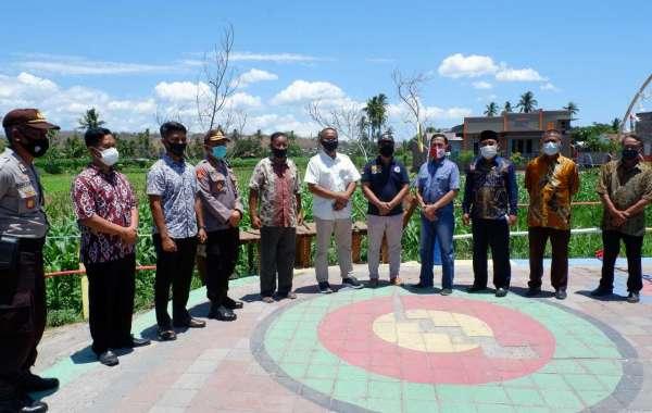Wakapolda NTB Pantau Langsung Pelaksanaan Operasi Yustisi di Kabupaten Sumbawa