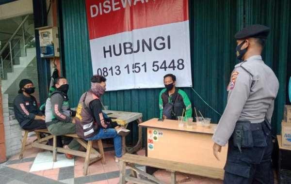 Dukung Kebijakan Pemerintah,Ditsamapta Polda Banten Lakukan Sosialisasi Wajib Masker Kepada Masyarakat