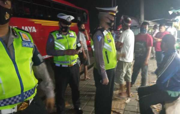 Laksanakan KKYD, Ditlantas Polda Banten Ajak Masyarakat Terapkan 3M