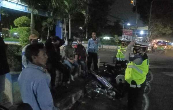 Pantau Penerapan Protokol Kesehatan,Ditlantas Polda Banten Rutin Laksanakan KKYD
