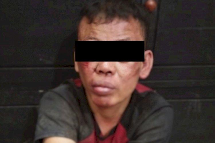 Berkat Kerjasama Masyarakat, Aksi Pencurian Kendaraan Bermotor Asal Tanjung Raja Giham, A.r.y Digiring Ke Mapolsek Way Tuba - INDONESIA SATU