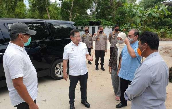 Eksotisme Gugusan Bebatuan Tanjung Kelayang