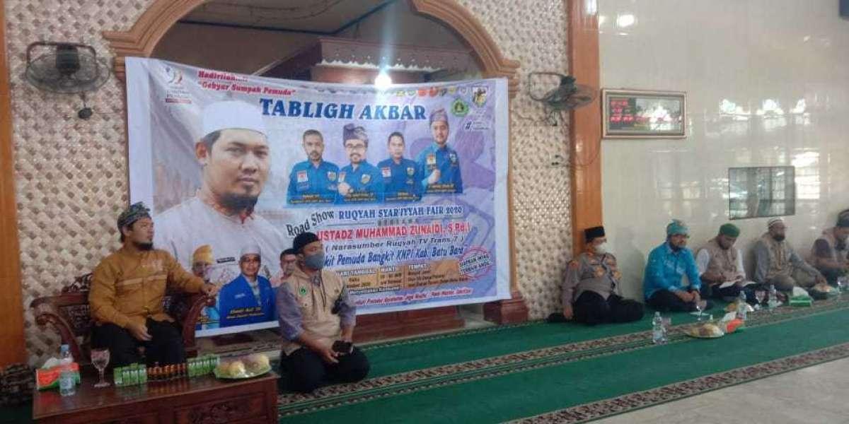 Kapolres Batu Bara Aspresiasi Ketua DPD KNPI Batu Bara, Lakukan Kegiatan Tabliq Akbar