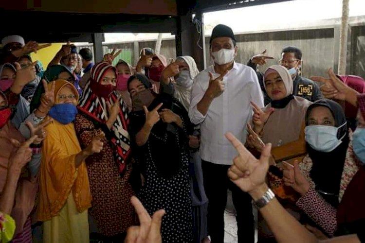Debat Kandidat Bakal Disiarkan TV, Suardi Saleh-Aska Sambut Positif - INDONESIA SATU