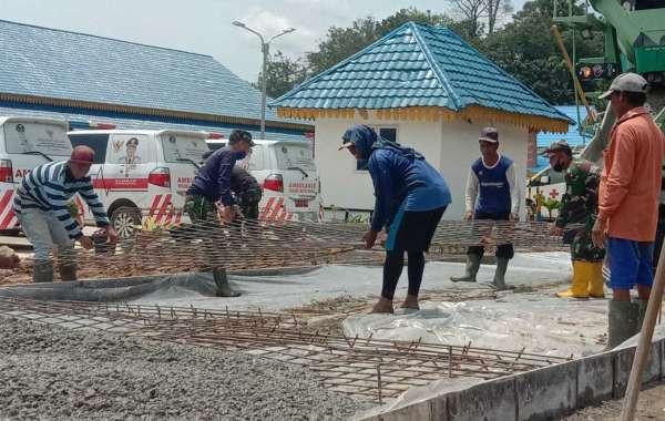 Pembangunan Infra Struktur di Kabupaten Batu Bara, Satgas TMMD Ke 109 Kodim 0208/Asahan Perubahan Signifikan