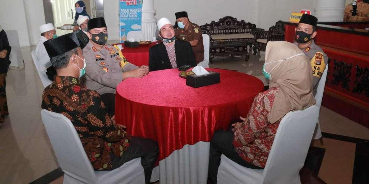 Kapolda NTB Hadir di Lomba Dakwah Kamtibmas Polres Lombok Barat