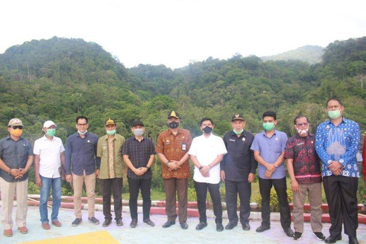 Disambut Sekda, DPRD Sulbar dan Jeneponto Kunker di Barru - INDONESIA SATU