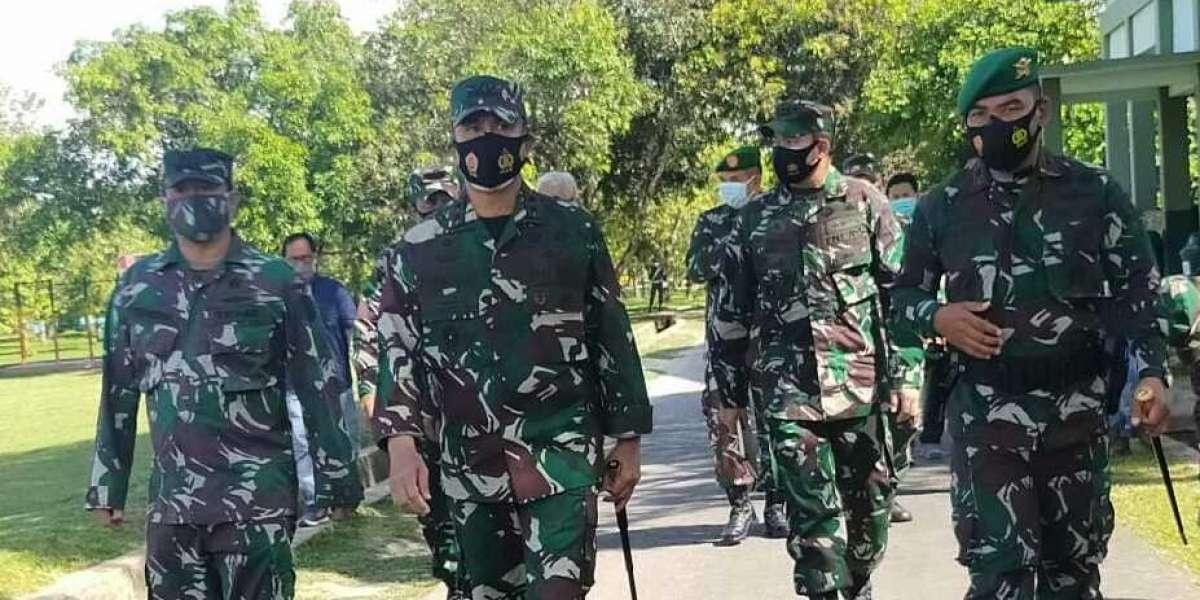Pangdam Hasanuddin: Tekankan Kepada Prajurit TNI Jaga Netralitas di Pilkada Serentak
