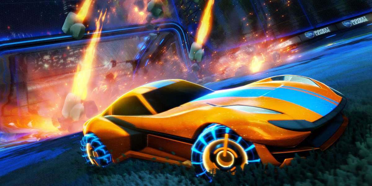 Rocket League is going allowed to-play with its next update