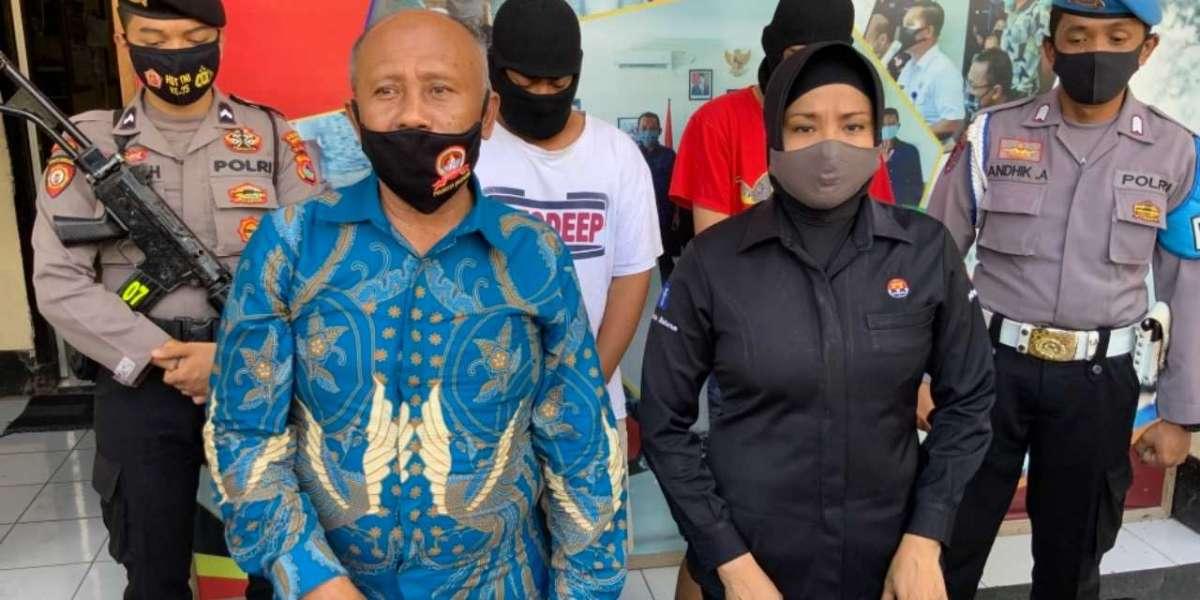 Pengguna Sabu, Dua Sahabat Karib Diringkus Polisi Usai Membeli Sabu