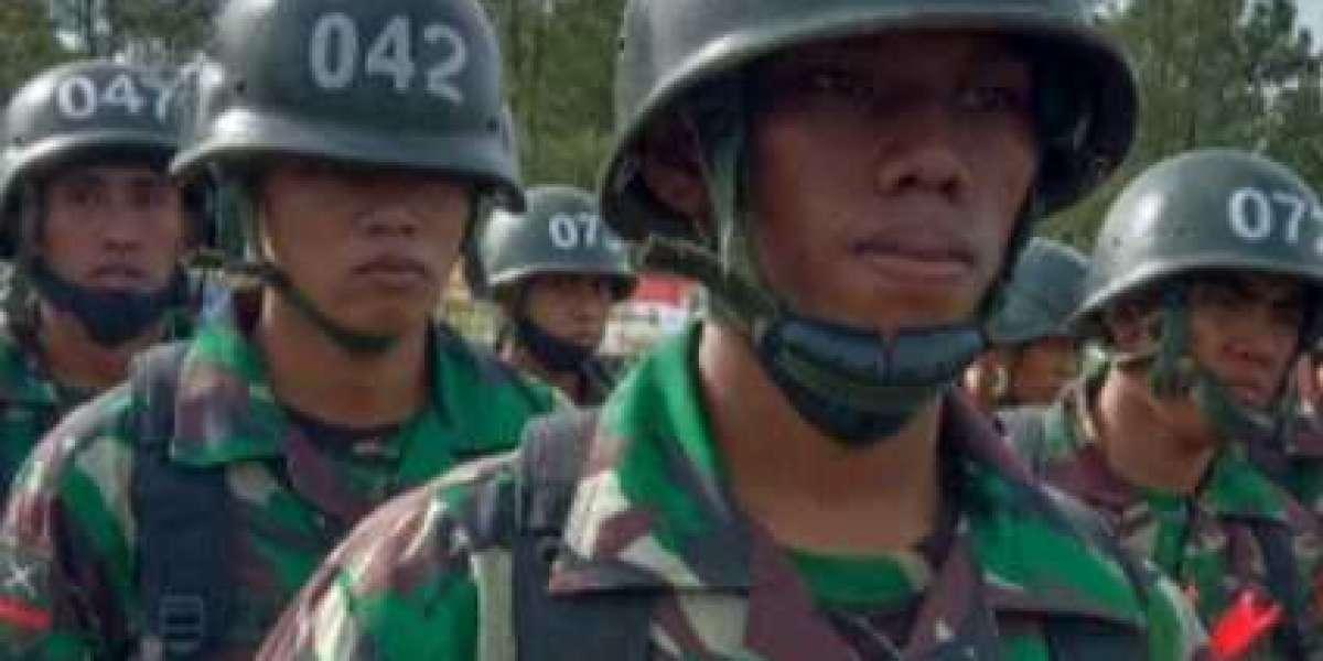 Diterima Jadi Prajurit TNI AD, Buah Manis Perjuangan Anak Tukang Ikan Keliling di Kendari