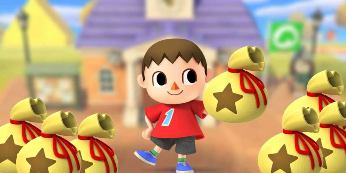 Part of the great when assembling a town in Animal Crossing