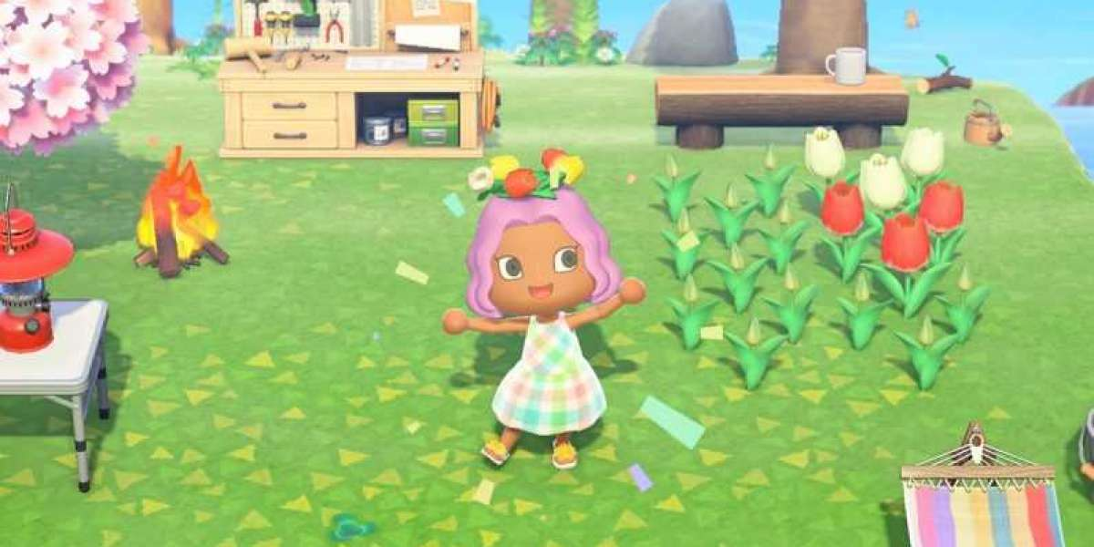 Here's where to look to find more mushrooms in Animal Crossing