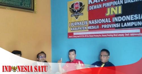 Rapat pengurus, Ketua DPD.JNI: Ada Empat di AD/RT pasal 4 Tentang Upaya dan Tujuan - INDONESIA SATU