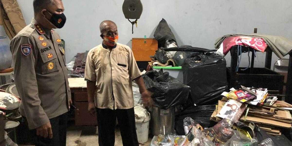 Ada apa ???, Malam Dirbinmas Polda Metro Jaya Sambangi Pos Kamling RT 14 RW 06 Kel Kebon Kosong Jakpus