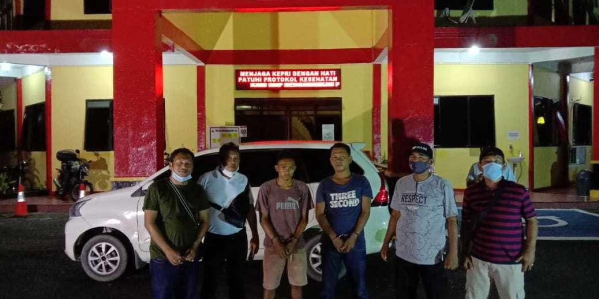 Kabur ke Batam, Polsek Tanjung Beringin Berhasil Amankan 2 Pelaku Pembakar Rumah