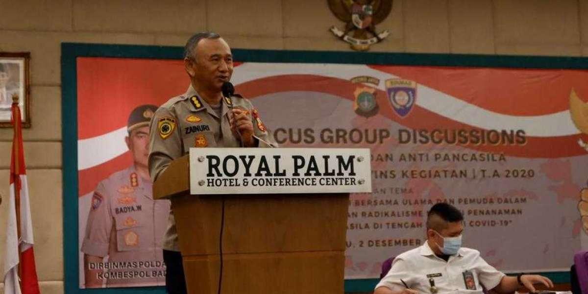 Direktorat Binmas Polda Metrojaya mengadakan Focus Group Discussion di Ballroom Hotel Royal Palm Hotel
