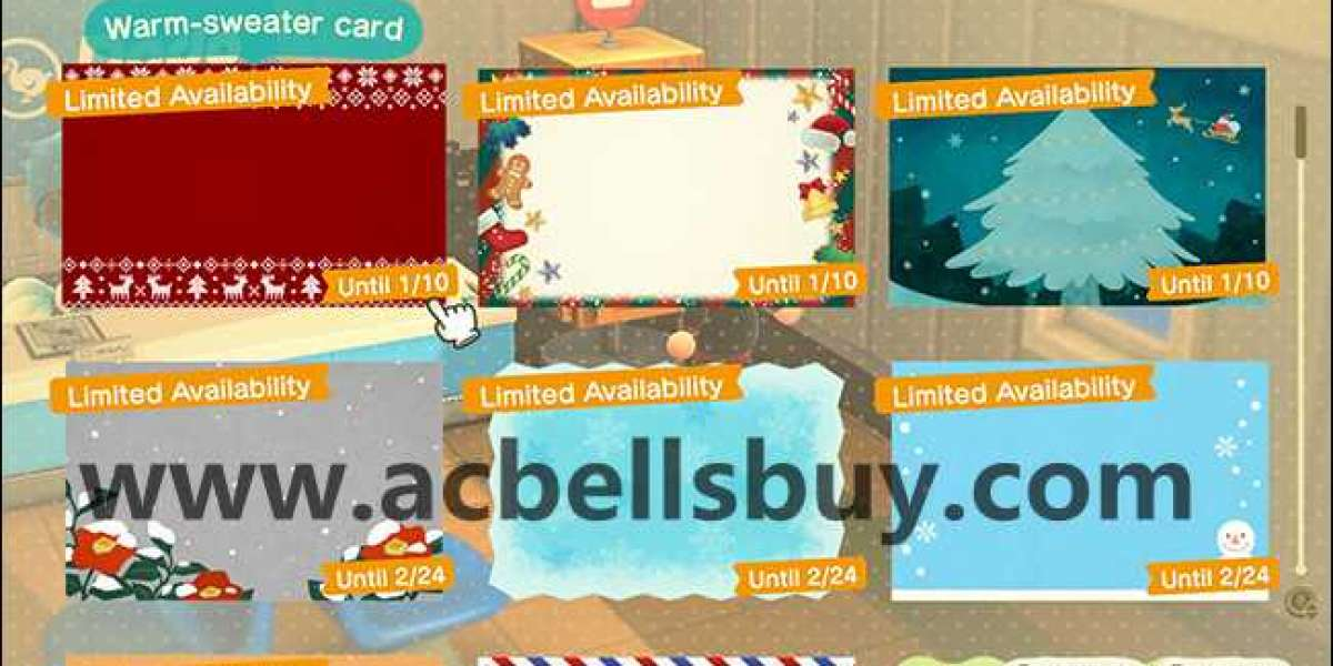Send holiday gifts in Animal Crossing: New Horizons