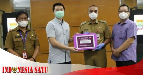 Kabupaten Tangerang Terima CSR Paket Sembako Dari 5 Perusahaan, Dinsos Siap Distribusikan - NKRI Harga Mati