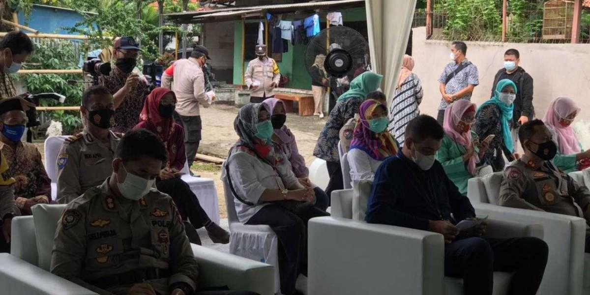 Dirbinmas Polda Metro Jaya: Kampung Tangguh Jaya Aspol Bandara Soetta mendukung Adaptasi kebiasaan baru