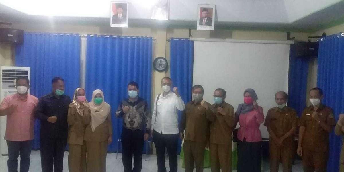 Sertijab RSU Haji Medan Berlangsung Di Ruang Serbaguna