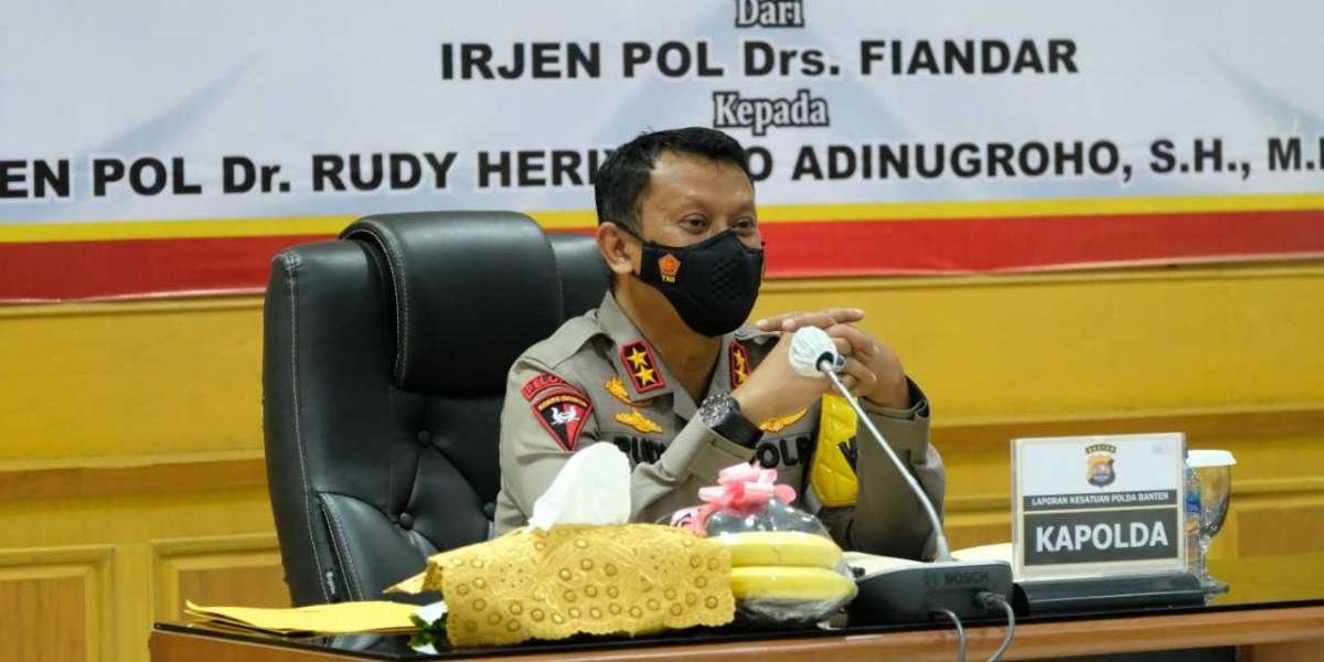 Demi Rasa Aman Rakyat, Polda Banten Siap Hadapi Mafia Tanah
