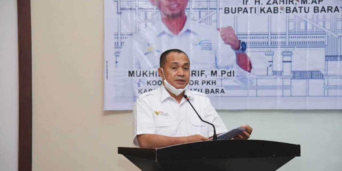 Bupati Instruksikan Pendamping PKH Bantu Peningkatan Ekonomi Terdampak Covid-19 di Batu Bara