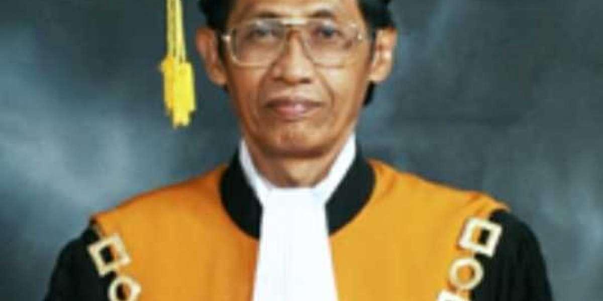 Ruby Falahadi Ucapkan Balasungkawa Kepada Almarhum Hakim Mahkamah Agung