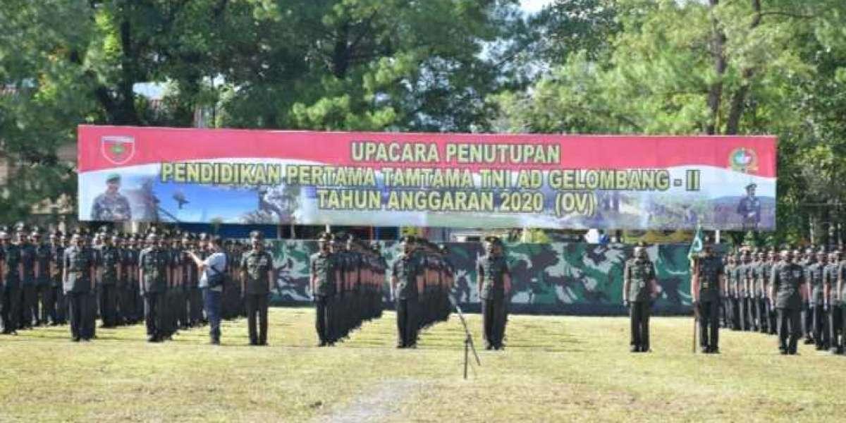 Tutup Dikmata TNI AD, Ini Pesan Pangdam XIV Hasanuddin