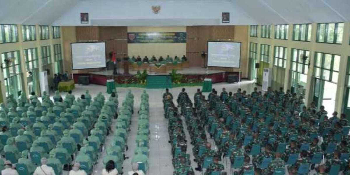 Kunker ke Rindam, Pangdam Hasanuddin Beri Arahan Soal Sumpah Prajurit dan Bijak Bermedsos