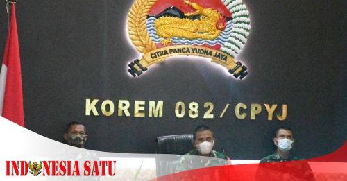 Dandim di Jajaran Korem 082/CPYJ Diminta Laporkan Aset Tanah TNI-AD - NKRI Harga Mati