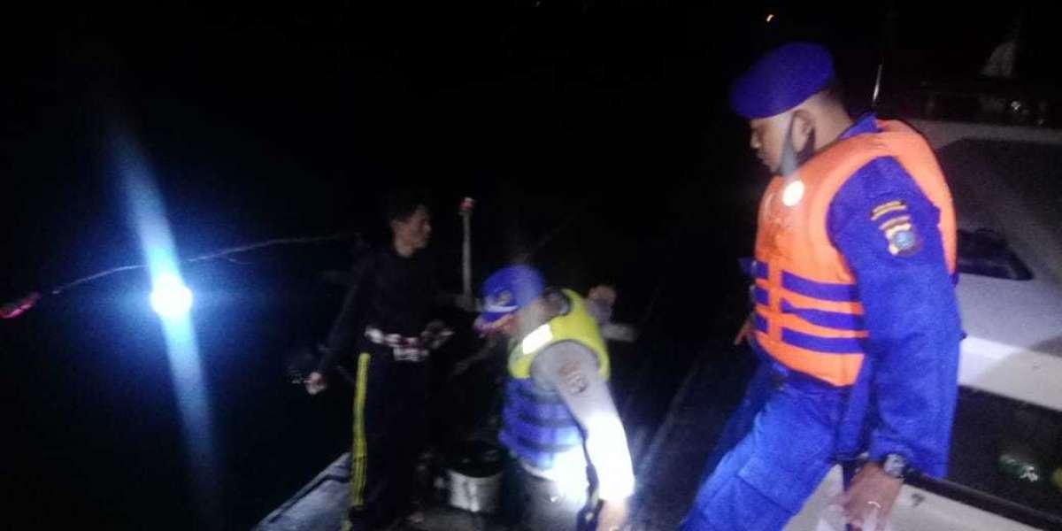 Antisipasi Penyelundupan Dan Pemudik Jalur Laut, Satpol Air Polres Sergai Laksanakan Patroli