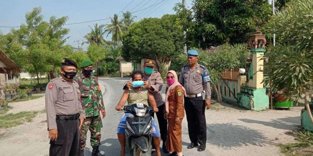 Jalin Sinegritas TNI/Polri, Polsek Tanjung Beringin Bersama Koramil 11/TB Gelar KRYD