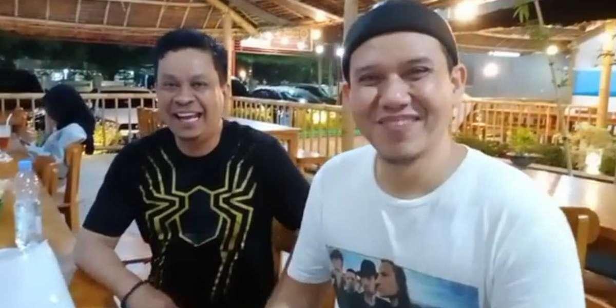 Sambangi Djoeragan Dapur Makassar, Fadly Padi: Saya Suka Konsepnya