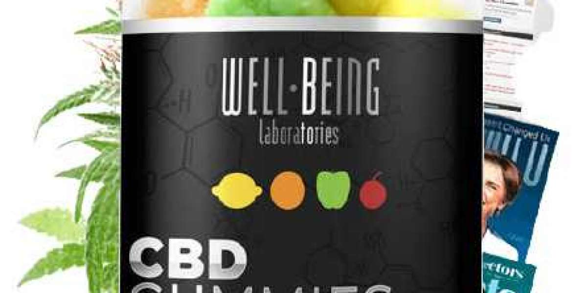 WellBeing Labs CBD Gummies™ 99% Off Exclusive Offer