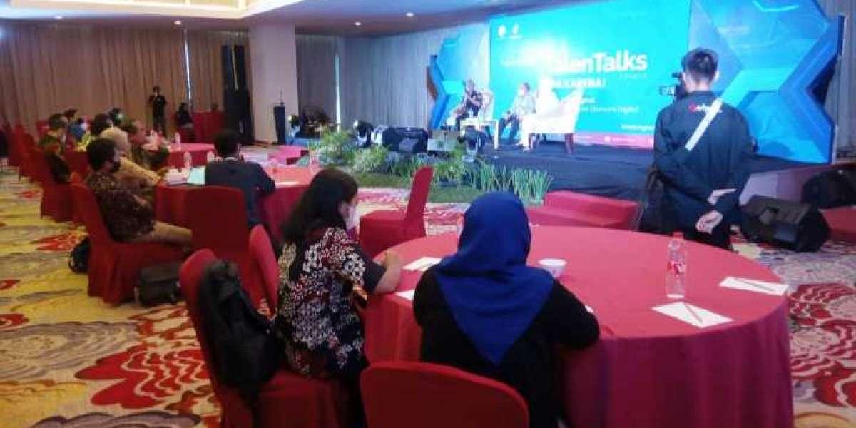 Kementerian Kominfo Gelar Talkshow Program DTS, Ulas Beasiswa Talenta Digital