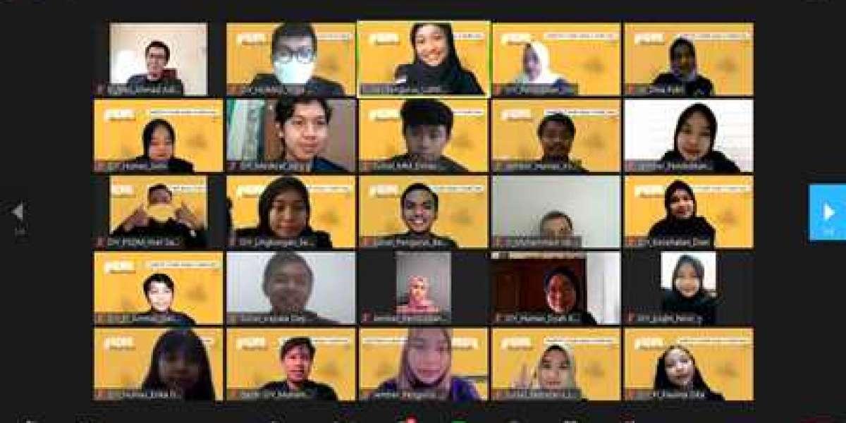 Usung Tema Bersinergi dalam Kolaborasi, Komunitas GenBI Gelar Ramah Tamah Virtual