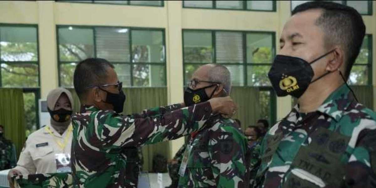 Irdam Hasanuddin Buka Bimtek Bidang Projagar dan Wabku Satker/ Subsatker Jajaran Kodam Hasanuddin