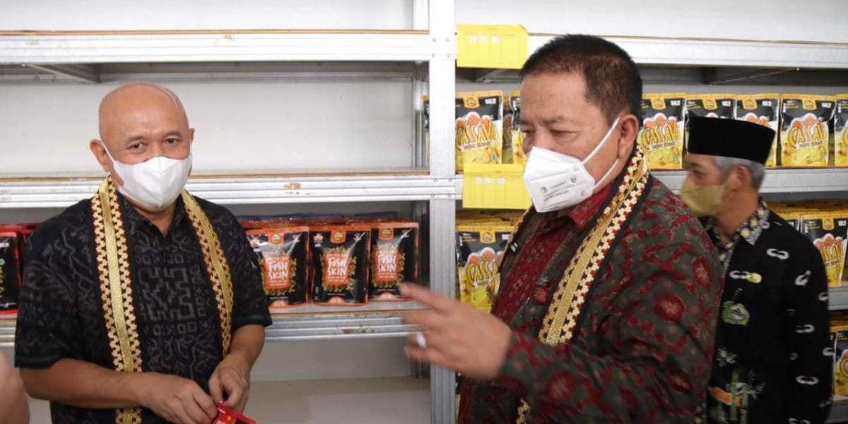 Pemerintah Pusat Komitmen Dorong UMKM di Lampung